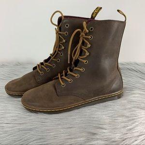 Dr. Martens | Tehani Lace-Up Boot dark brown 8